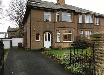 Thumbnail 4 bed semi-detached house for sale in Mollington Road, Blackburn