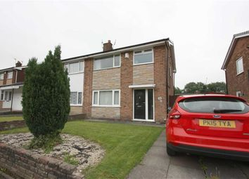 Thumbnail 3 bed semi-detached house for sale in Chiltern Drive, Tonge Fold, Bolton