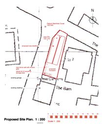 Thumbnail Land for sale in Chapel Road, St Just