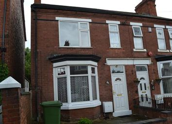 Thumbnail 1 bedroom terraced house to rent in Highgate Road, Walsall