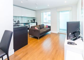 Thumbnail 1 bed flat for sale in Crawford Building, Aldgate, London
