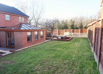 Thumbnail 4 bed detached house for sale in Lealholme Avenue, Wigan