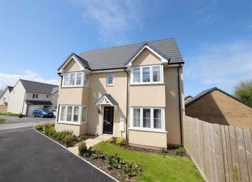 Thumbnail 3 bed detached house for sale in Pintail Close, Bude, Cornwall