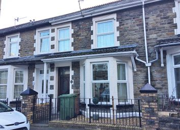 Thumbnail 3 bed terraced house for sale in Birchgrove, New Tredegar
