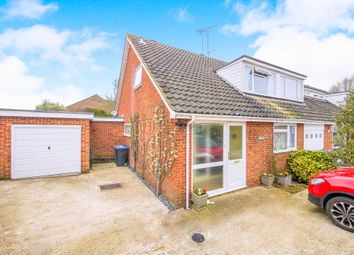 Thumbnail 3 bed semi-detached house for sale in Clifton Close, Addlestone