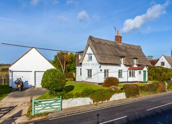 Thumbnail 4 bed detached house for sale in Hawkins Hill, Little Sampford, Nr Finchingfield