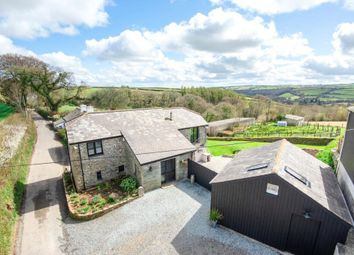Linkinhorne, Callington, Cornwall PL17. 4 bed detached house for sale
