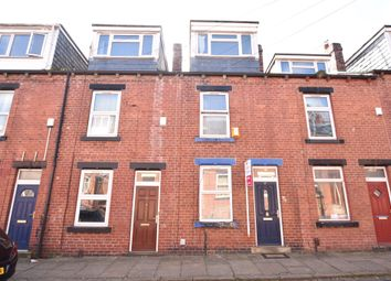 Thumbnail 4 bed terraced house for sale in Burley Lodge Terrace, Burley, Leeds