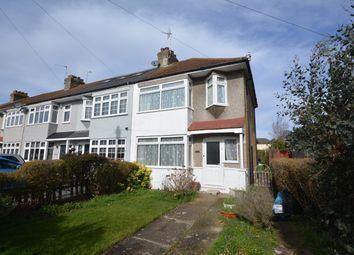 Thumbnail 3 bedroom end terrace house for sale in Primrose Glen, Ardleigh Green, Hornchurch