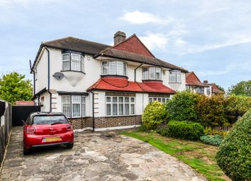 Thumbnail 4 bed semi-detached house for sale in Harland Avenue, Sidcup