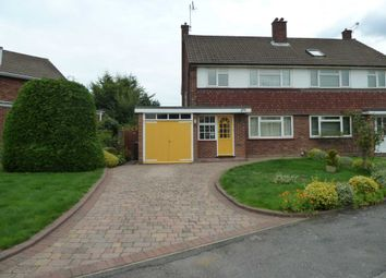 Thumbnail 3 bed semi-detached house to rent in Middle Furlong, Bushey