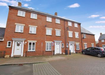 Thumbnail 3 bedroom town house for sale in Dunvant Road, Redhouse, Swindon