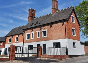 Thumbnail 2 bedroom barn conversion to rent in Station Road, Kegworth, Derby