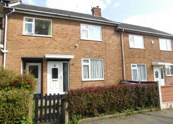 Thumbnail 3 bed terraced house for sale in Gorse Avenue, Marple, Stockport