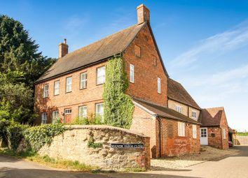 Thumbnail 4 bed farmhouse for sale in Tiddington, Thame