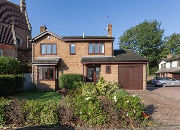 Thumbnail 4 bed detached house for sale in Friars Gate Close, Woodford Green