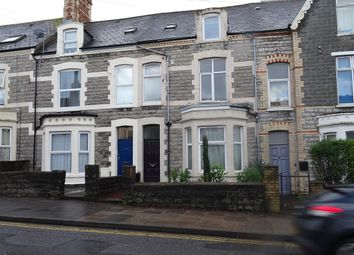 Thumbnail 3 bed maisonette to rent in Windsor Road, Penarth