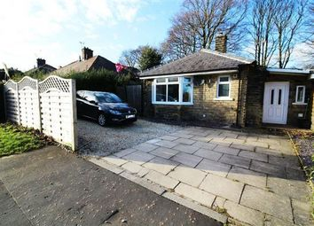 Thumbnail 3 bed bungalow for sale in Whiteley Avenue, Sowerby Bridge