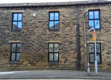 Thumbnail Studio to rent in Flat 3, Pennine House, 23 Russell Street Keighley, West Yorkshire