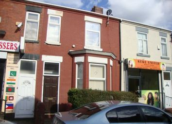 Thumbnail 3 bed terraced house for sale in Rainforth Street, Longsight, Manchester