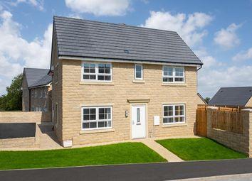 "Thumbnail 3 bedroom detached house for sale in ""Ennerdale"" at Grange Road, Golcar, Huddersfield"