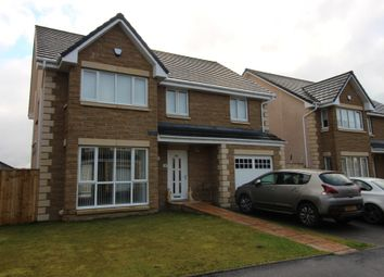 Thumbnail 4 bed detached house for sale in Killearn Crescent, Plains, Airdrie, Lanarkshire