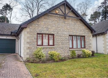 Thumbnail 2 bedroom link-detached house for sale in Grant Place, Nairn