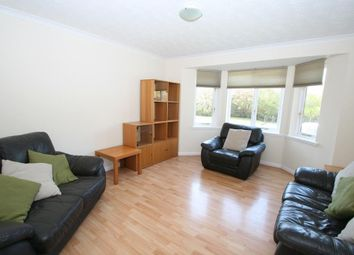 Thumbnail 2 bed flat for sale in Waverley Crescent, Livingston