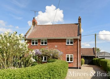 4 bed detached house for sale in The Green, North Burlingham, Norwich NR13
