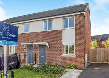 Thumbnail 3 bed semi-detached house for sale in Oregon Close, Bootle