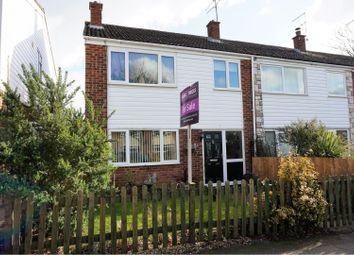Thumbnail 3 bed end terrace house for sale in Westward Deals, Kedington