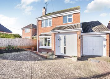 Thumbnail 3 bed detached house for sale in Markham Road, Wroughton, Swindon, Wiltshire