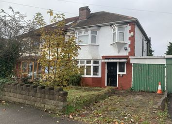 3 bed semi-detached house for sale in Mickleover Road, Ward End, Birmingham B8
