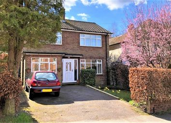 Thumbnail 3 bed detached house for sale in Diamond Ridge, Camberley, Surrey
