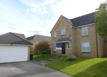 Thumbnail 4 bedroom detached house for sale in Acacia Drive, Sandy Lane, Bradford