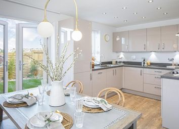 "Thumbnail 3 bedroom detached house for sale in ""Moresby"" at Helme Lane, Meltham, Holmfirth"