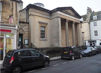 Thumbnail Retail premises for sale in Friends Meeting House, York Street, Bath, Bath And North East Somerset BA11Ng
