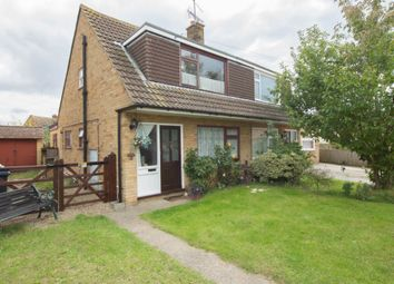 Thumbnail 3 bed semi-detached house for sale in Gorse Lane, Broomfield