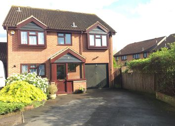 Thumbnail 6 bed detached house to rent in Chirk Close, Hayes