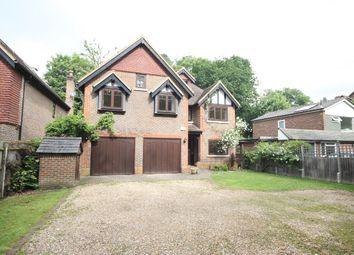 Thumbnail 7 bedroom detached house for sale in Blackbridge Road, Hook Heath, Woking