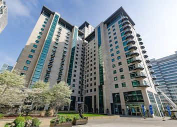 Thumbnail 2 bed flat for sale in Discovery Dock Apartments East, South Quay Square, London
