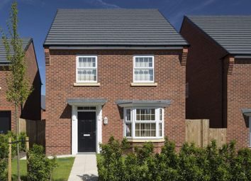 "Thumbnail 4 bedroom detached house for sale in ""Irving"" at Michaels Drive, Corby"