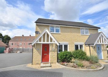 Thumbnail 2 bed semi-detached house for sale in Tiger Moth Close, Brockworth, Gloucester