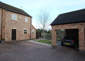 Thumbnail 3 bed end terrace house for sale in Ivens Close, Barwell, Leicester