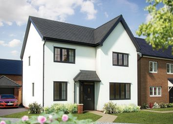 "Thumbnail 4 bed detached house for sale in ""The Aspen"" at London Road, Norman Cross, Peterborough"