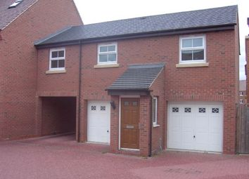 Thumbnail 2 bed flat to rent in Thacker Drive, Lichfield, Staffs