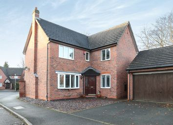 Thumbnail 4 bedroom detached house for sale in Sycamore Crescent, Erdington, Birmingham