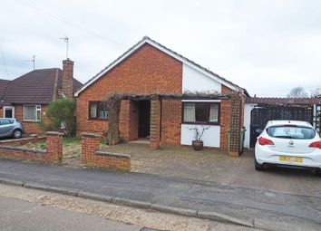 Thumbnail 3 bed detached bungalow for sale in Albert Road, Finedon, Wellingborough
