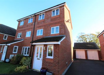Thumbnail 4 bed semi-detached house for sale in Heulfan Way, Gwersyllt, Wrexham