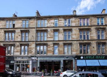 Thumbnail 1 bed flat for sale in 197 Byres Road, Glasgow